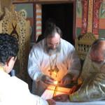 <!--:ro-->Romania: Sfintirea bisericii Schitului Sf Ilie Berzunti <!--:-->