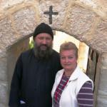 <!--:ro-->Palestina: Sf M. Mc. Gheorghe, simbolul crestinismului in Bethleem<!--:-->