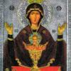 SERPUHOV, RUSIA Icoana Maicii Domnului POTIRUL NESECAT, izbavitoare de patima betiei