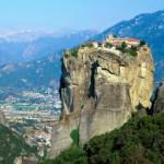 Pelerin in Grecia la Nasterea Maicii Domnului