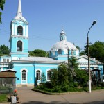 10. Biserica Cimitirului Smolensk, St Petersburg