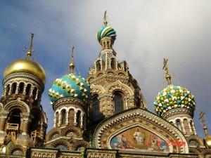 St Petersburg, Catedrala Iisus Insangerat