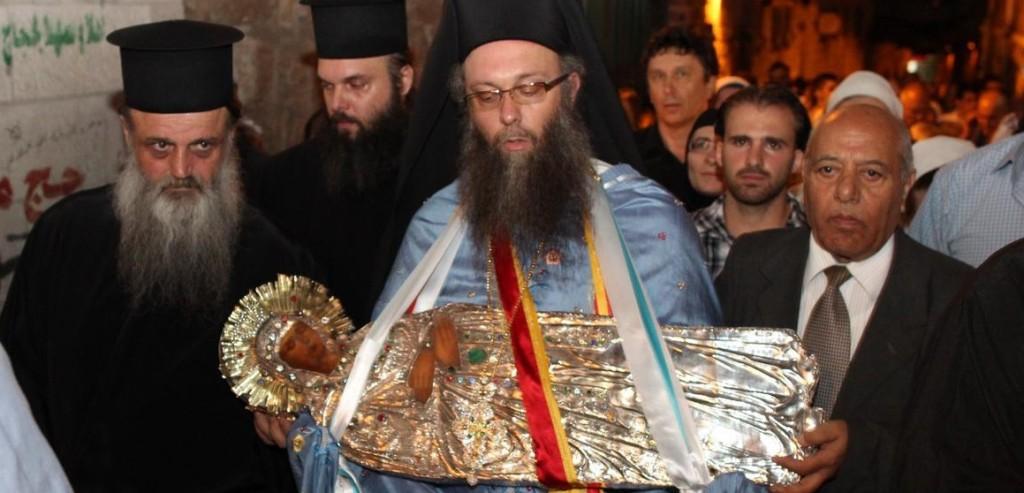 Adormirea Maicii Domnului, Ierusalim