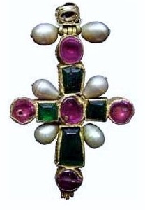 Crucea Reginei Tamara, sec 12, Khobi, Samegrelo