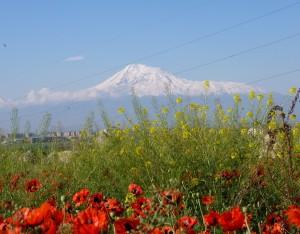 Muntele Ararat, Armenia