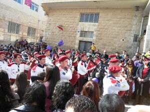 Procesiunea Copiilor, Beit Jala, sarbatoarea Sf Nicolae