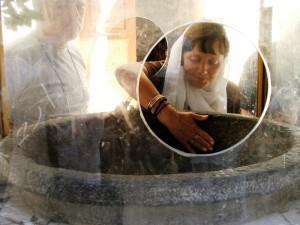 Samanoud - vasul de granit al Sf Maria 1