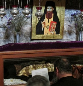 Sf Ioan Iacob Hozevitul