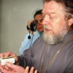 Rusia: darul Sf Xenia de St Petersburg